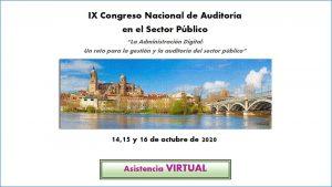 IX Congreso Nacional de Auditoría en el Sector Público